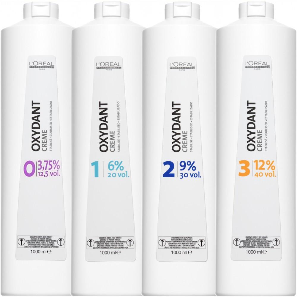 L'Oreal Oxydant Creme Крем-окислитель (3.75%, 6%, 9%, 12%), 1000мл