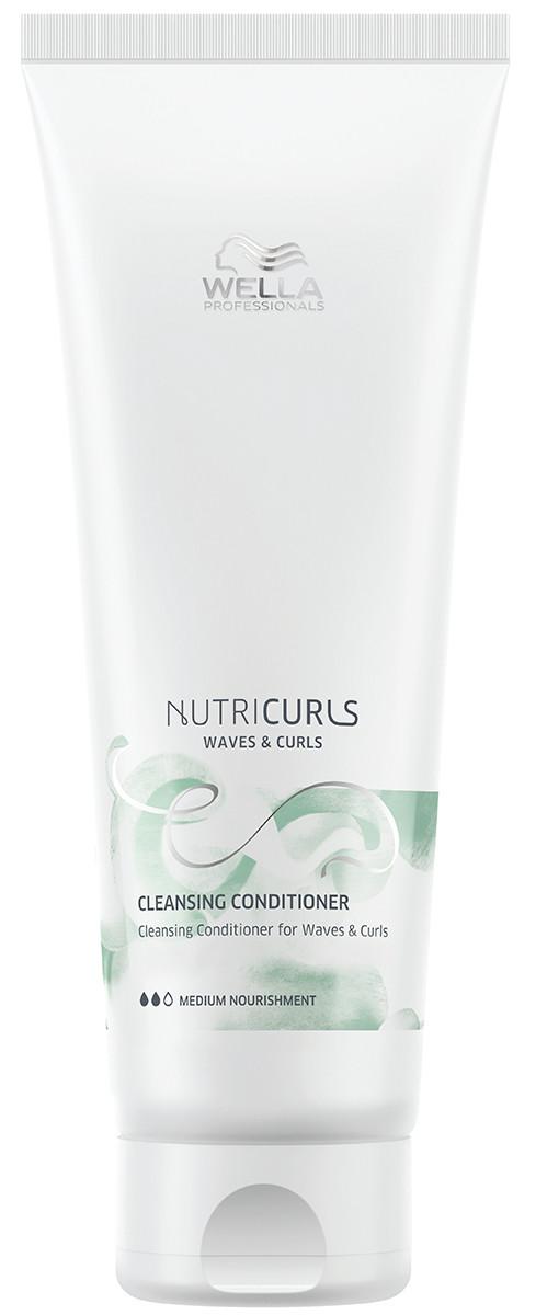 Wella Nutricurls Бальзам очищающий для кудрявых и вьющихся волос, 250мл