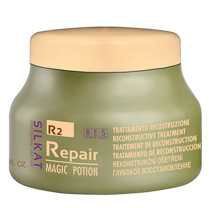 BES Silkat Repair Маска для глубокого восстановления волос, 250мл