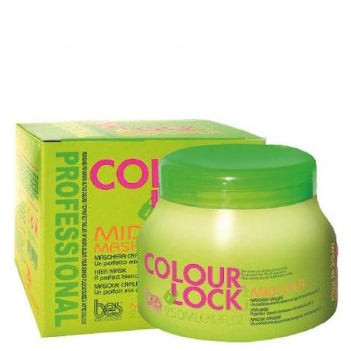 BES Colour Lock Маска для увлажнения окрашенных волос Midopla, 250мл