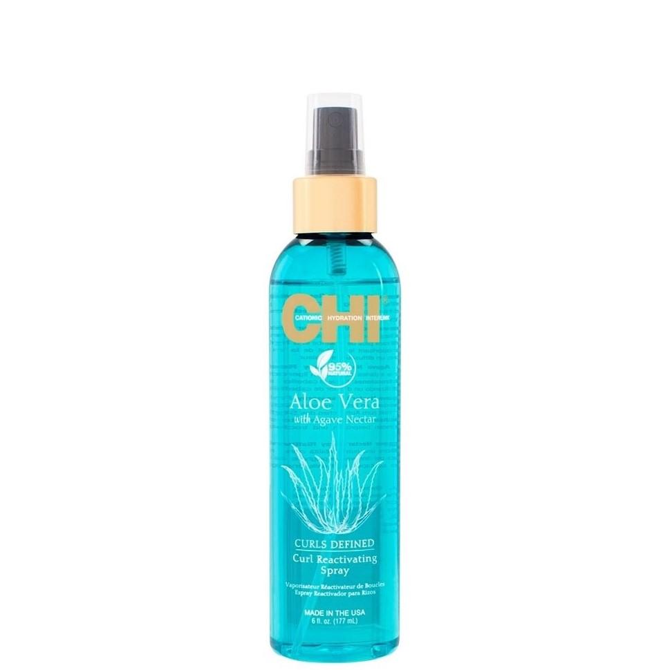 CHI Aloe Vera Спрей для вьющихся волос, 177мл