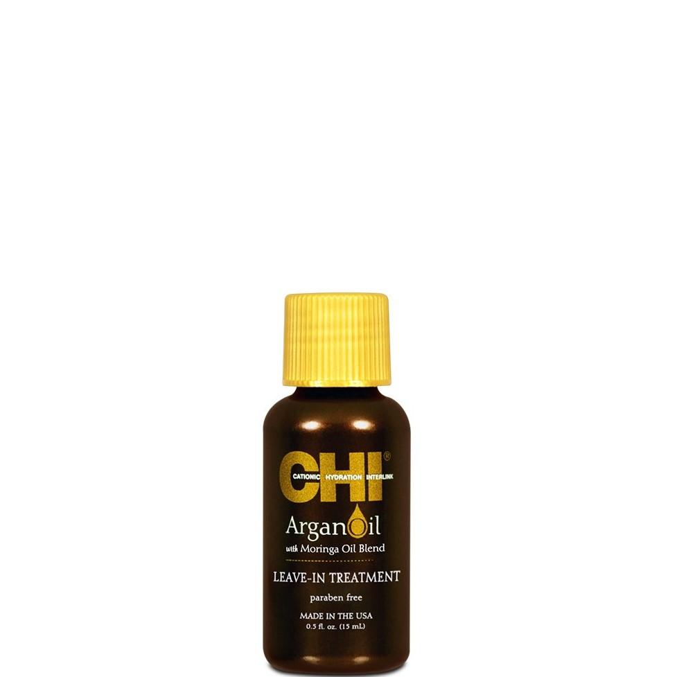 CHI Argan Oil Сыворотка с экстрактом масла арганы и дерева моринга, 15мл