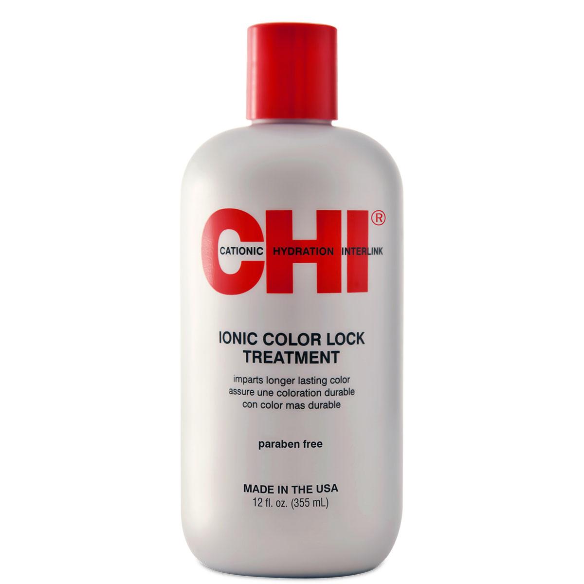 CHI Infra Кондиционер для окрашенных волос Ionic Color Lock, 355мл