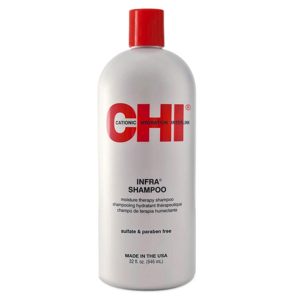 CHI Infra Увлажняющий шампунь для ежедневного использования,  946мл
