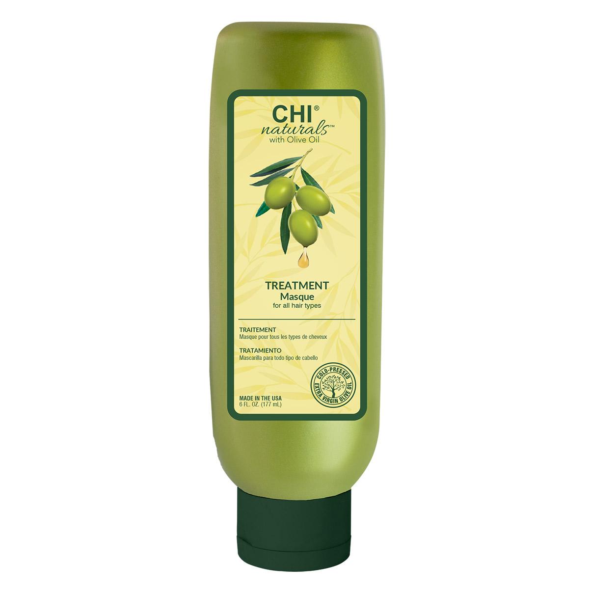 CHI Olive Organics Маска для волос с маслом оливы, 177мл