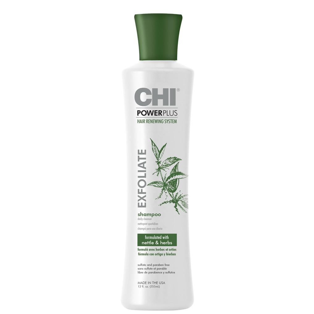 CHI Power Plus Шампунь для глубокого очищения, 355мл