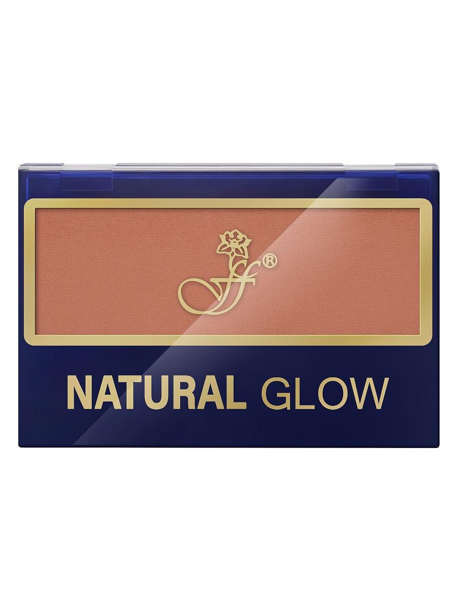 Ffleur Natural Glow Румяна, тон 6