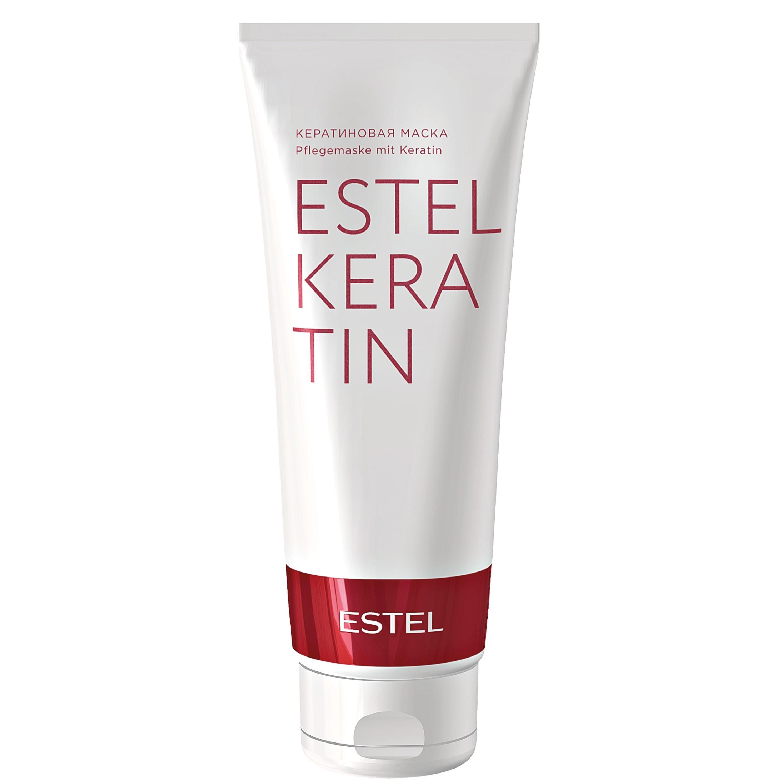 ESTEL Keratin Кератиновая маска для волос, 250мл
