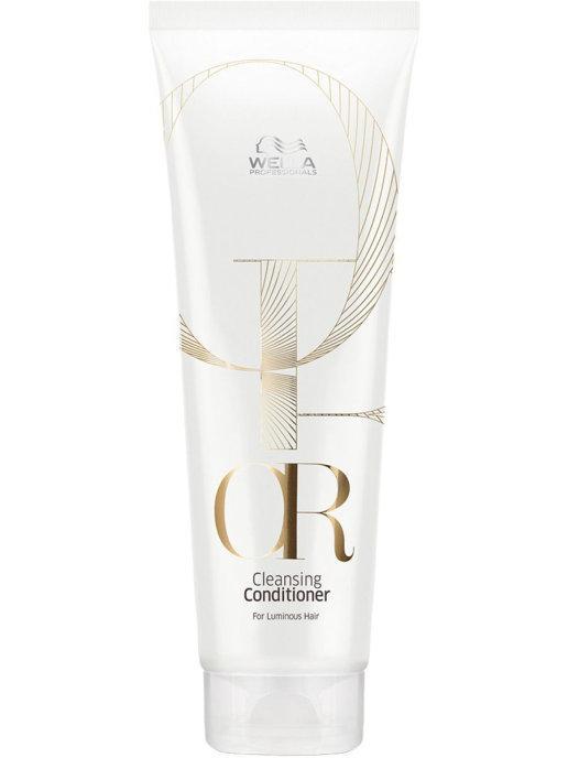 Wella Oil Reflections Бальзам очищающий для ковошинга для сияющего блеска волос, 250мл