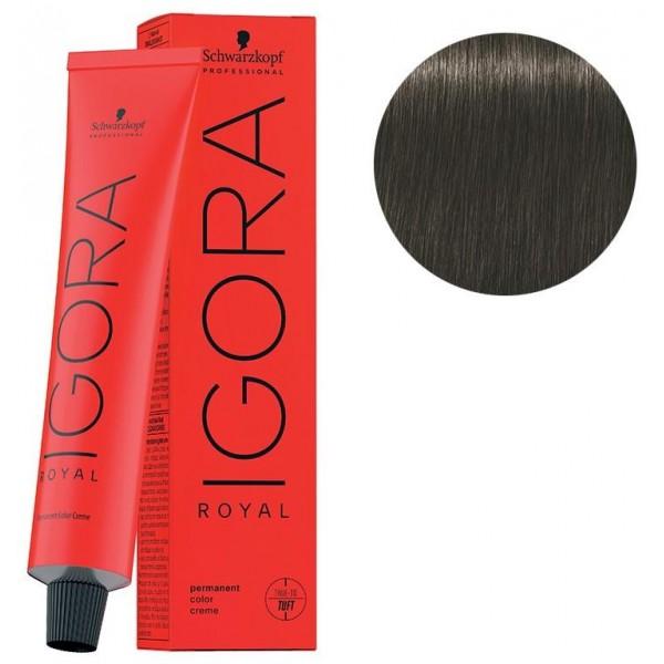 Igora Royal 5-1 Светлый коричневый сандрэ Крем-краска, 60мл