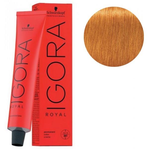 Igora Royal 9-7 Блондин медный Крем-краска, 60мл