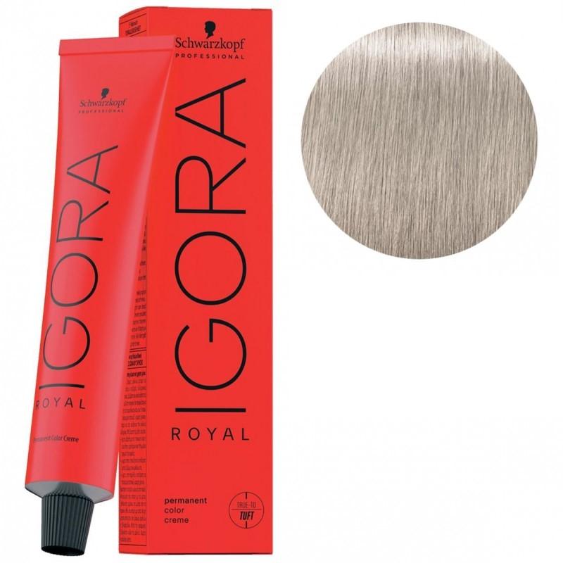 Igora Royal 9.5-1 Светлый блондин пастельный сандрэ Крем-краска, 60мл