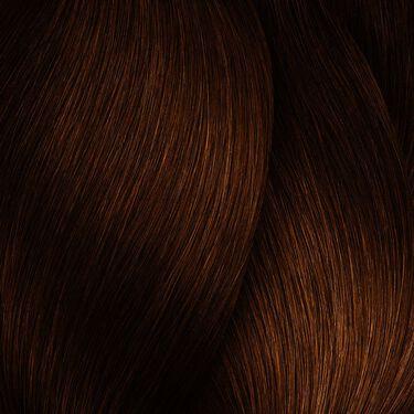 L'Oreal INOA 4.45 Шатен медный махагоновый Стойкая краска для волос без аммиака, 60г