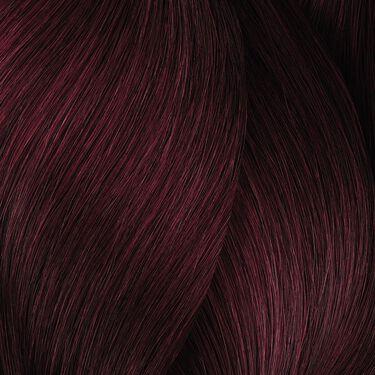 L'Oreal INOA 4.62 Шатен фиолетовый перламутровый Стойкая краска для волос без аммиака, 60г