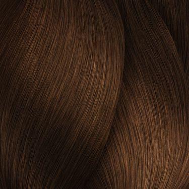 L'Oreal INOA 6.34 Темный блонд золотистый медный Стойкая краска для волос без аммиака, 60г