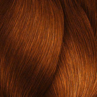 L'Oreal INOA 6.45 Темный блонд медный махагоновый Стойкая краска для волос без аммиака, 60г