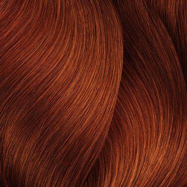 L'Oreal INOA 6.46 Темный блонд медный фиолетовый Стойкая краска для волос без аммиака, 60г