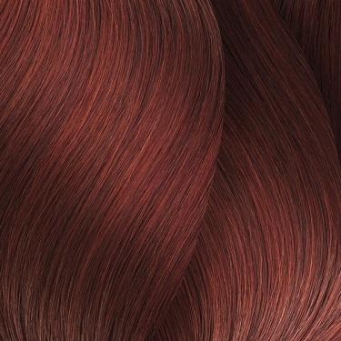L'Oreal INOA 6.64 Темный блонд фиолетовый медный Стойкая краска для волос без аммиака, 60г