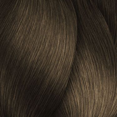 L'Oreal INOA 7.18 Блонд пепельный мокка Стойкая краска для волос без аммиака, 60г