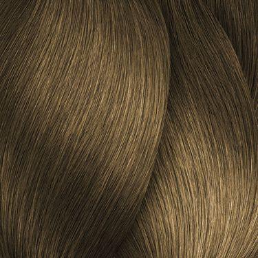 L'Oreal INOA 7.35 Блонд золотистый махагоновый Стойкая краска для волос без аммиака, 60г