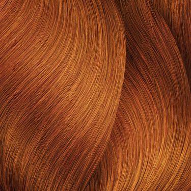 L'Oreal INOA 7.44 Блонд  интенсивный медный Стойкая краска для волос без аммиака, 60г