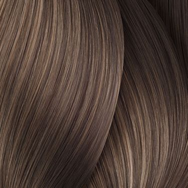 L'Oreal INOA 8.21 Светлый блонд пепельный перламутровый Стойкая краска для волос без аммиака, 60г