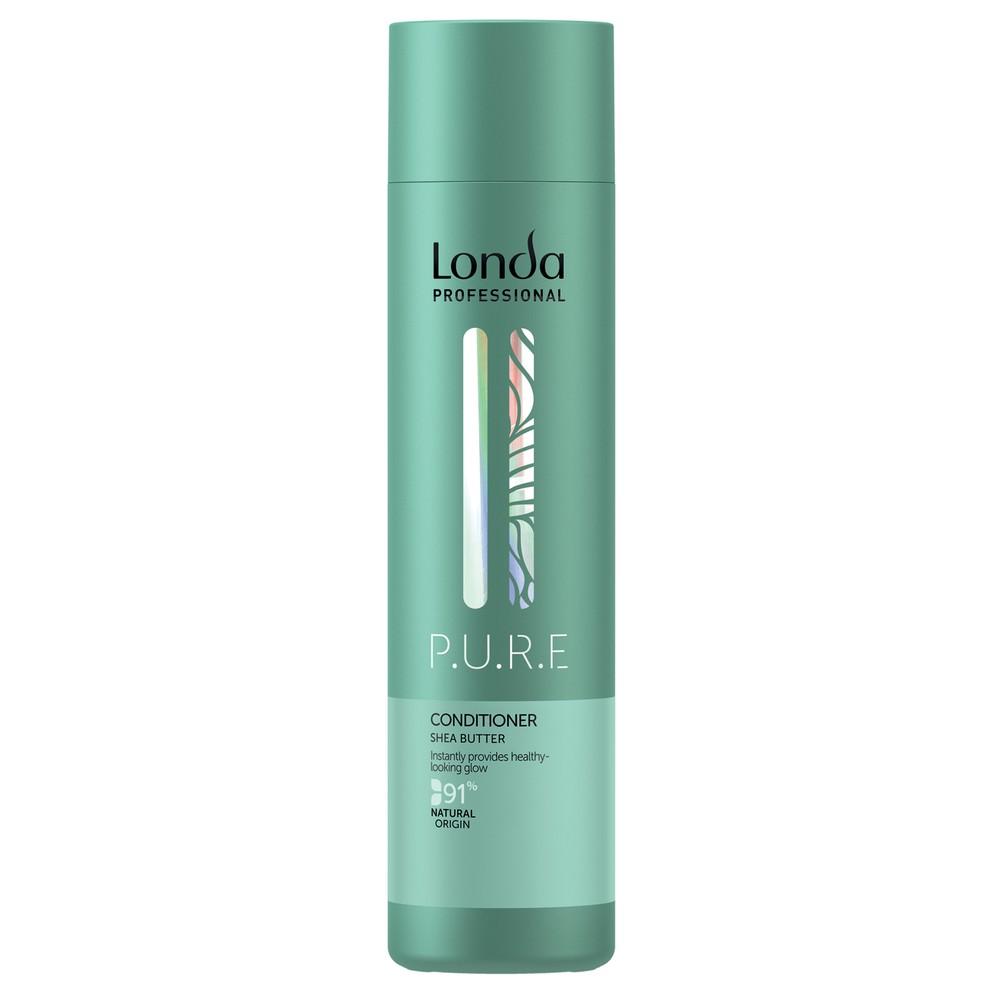Londa P.U.R.E Кондиционер для сияния волос, 250мл
