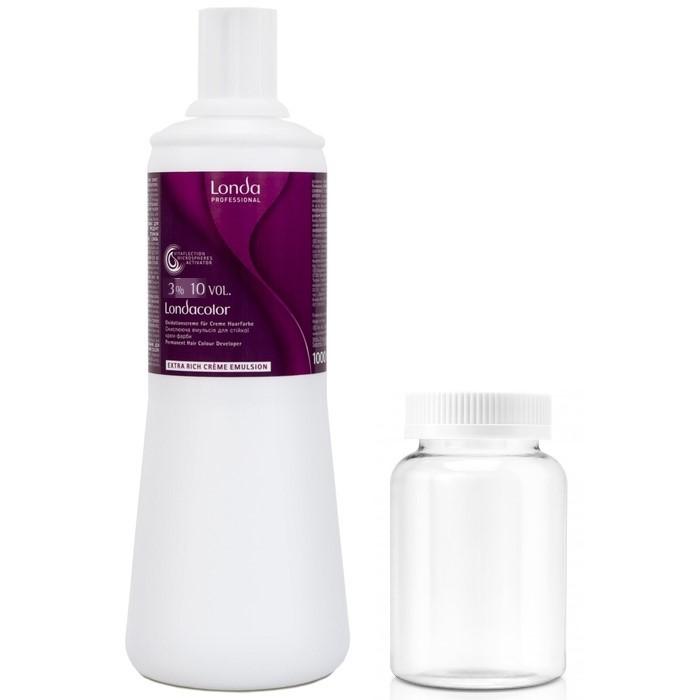 Londacolor Окислительная эмульсия 3% на розлив, 60мл
