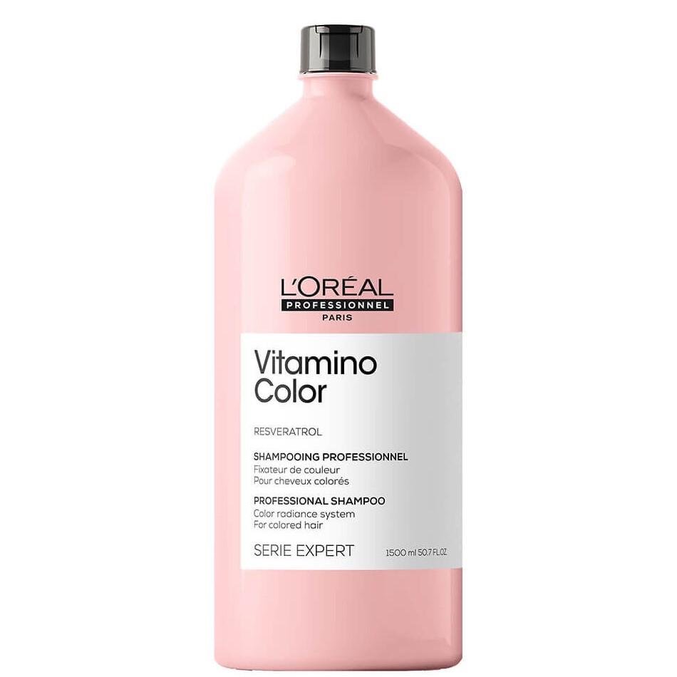 L'Oreal Vitamino Color Шампунь для окрашенных волос, 1500мл