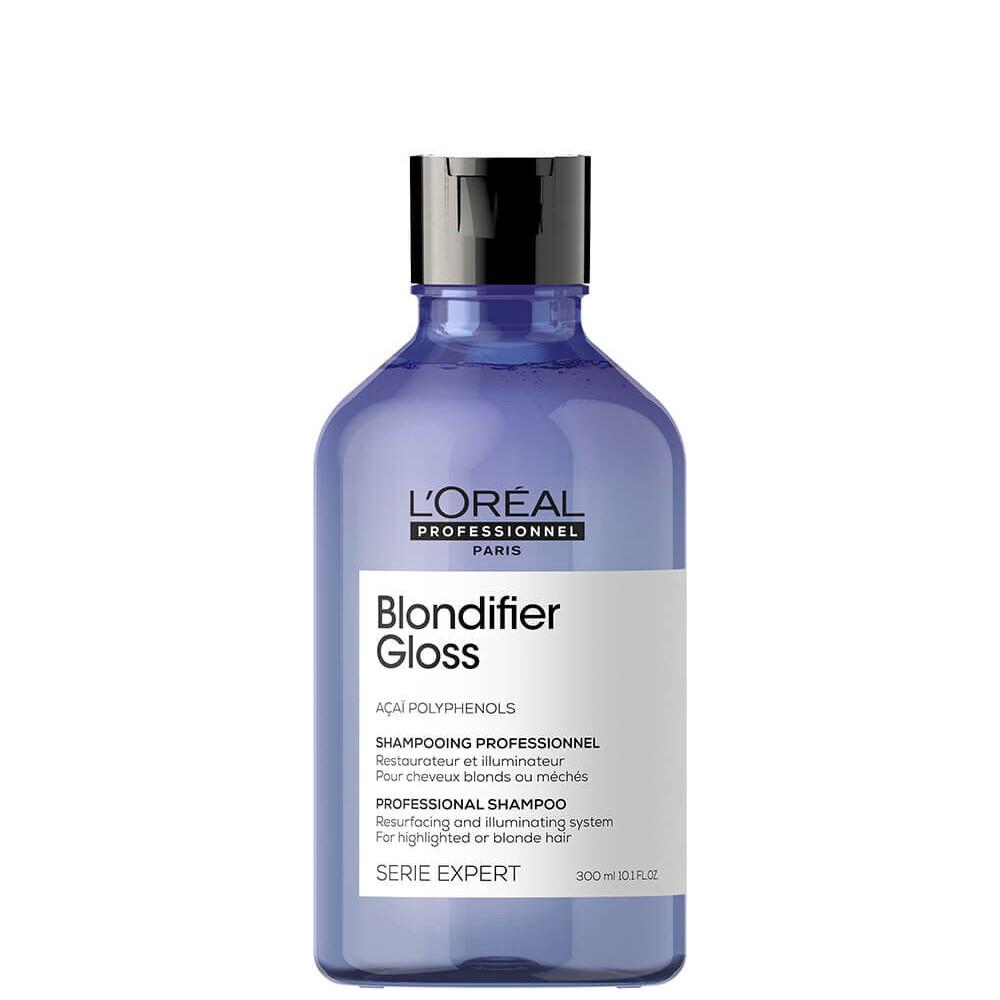 L'Oreal Blondifier Gloss Шампунь для осветленных и мелированных волос, 300мл