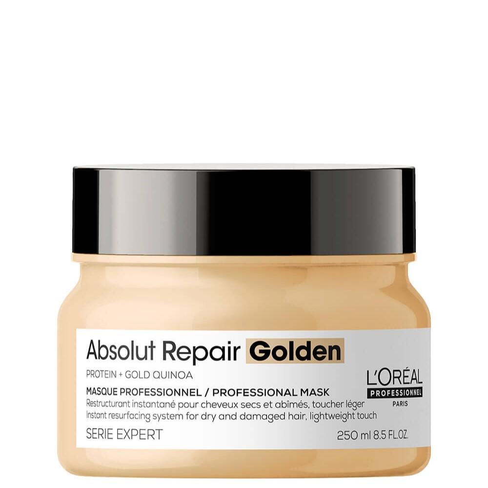 L'Oreal Absolut Repair Маска золотая для восстановления поврежденных волос, 250мл