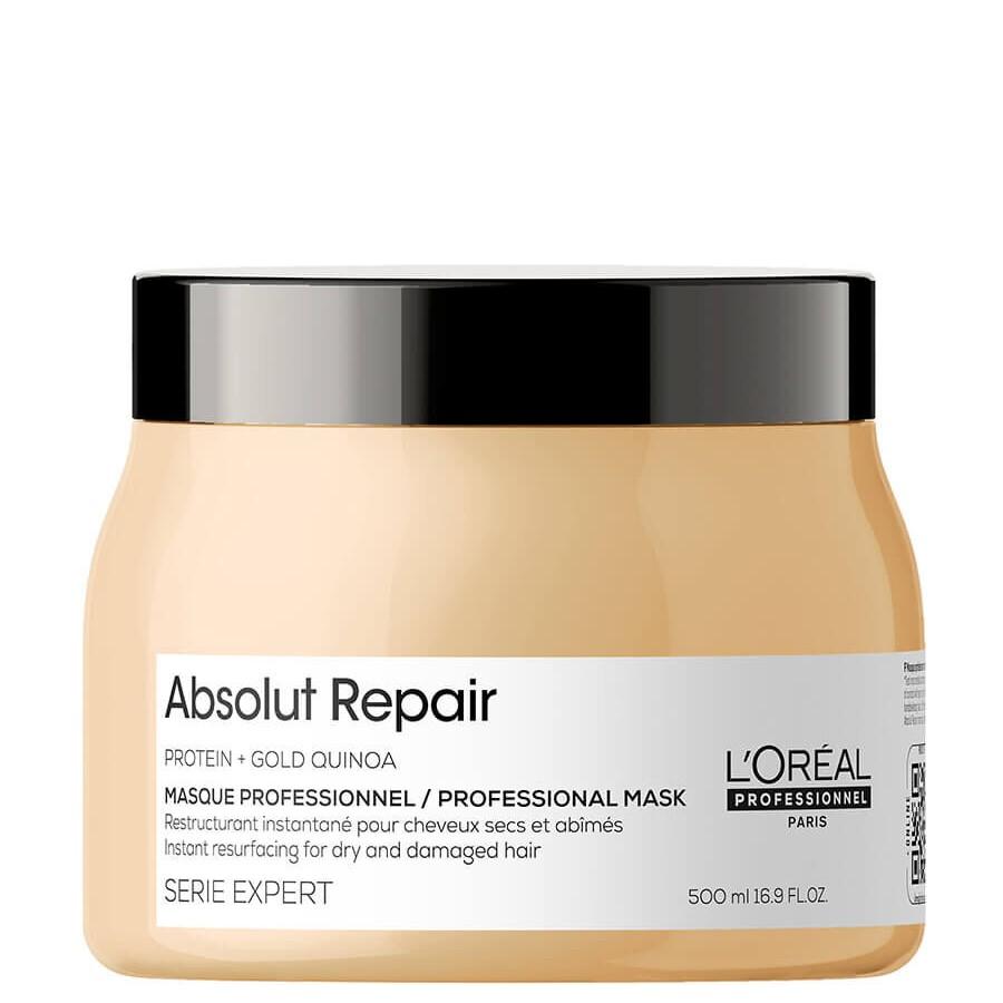 L'Oreal Absolut Repair Маска кремовая для восстановления поврежденных волос, 500мл