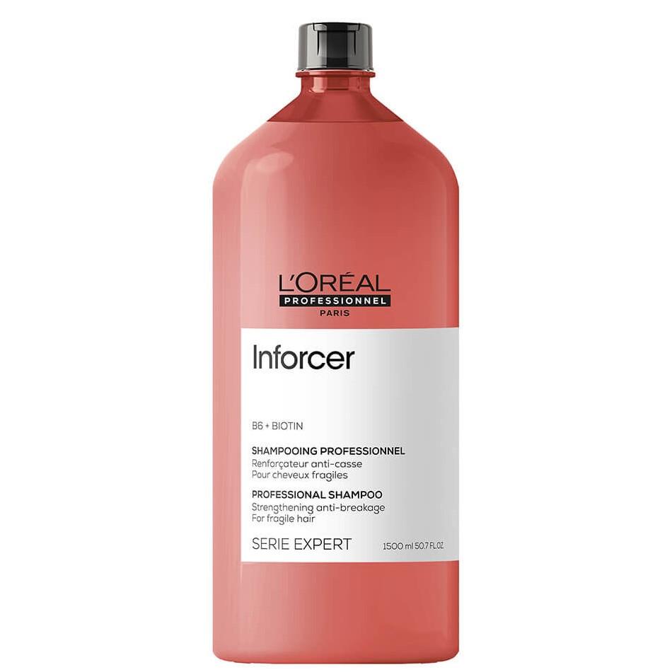 L'Oreal Inforcer Шампунь для ломких волос с биотином, 1500мл