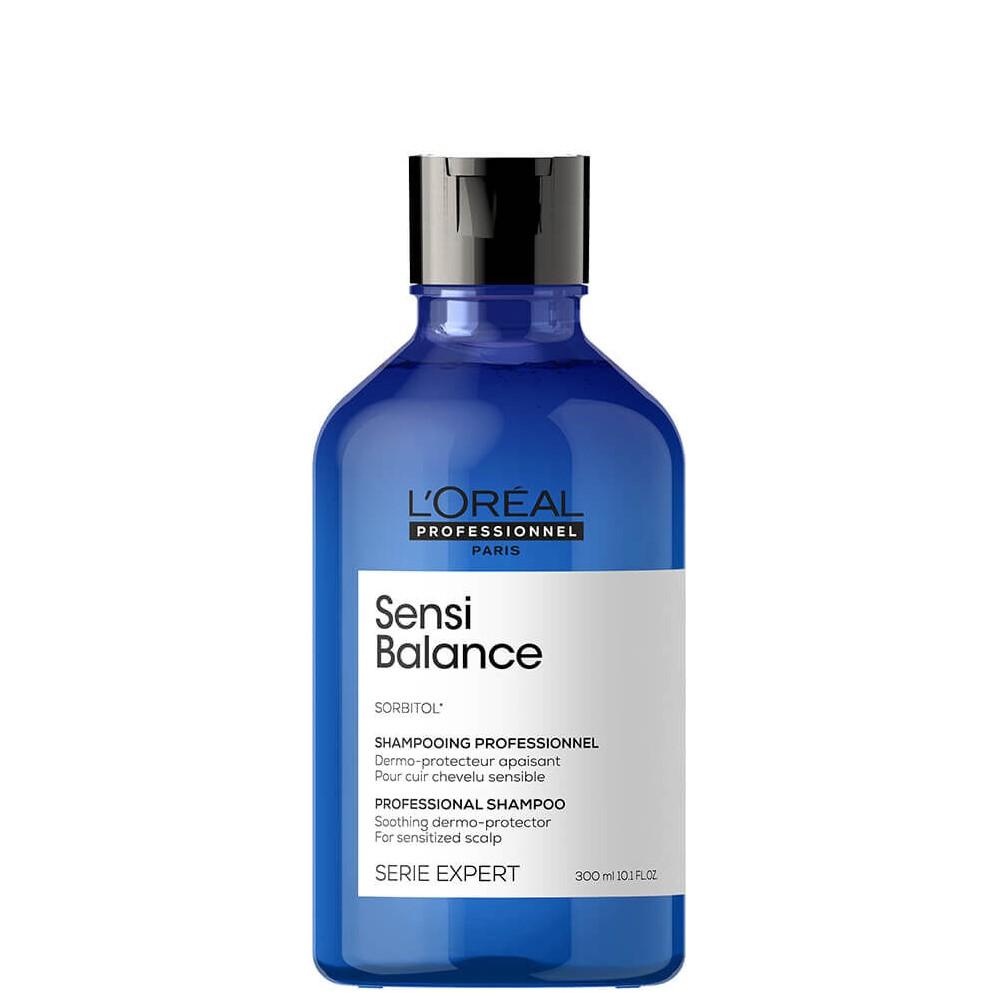 L'Oreal Scalp Шампунь для чувствительной кожи головы Sensi Balance, 300мл
