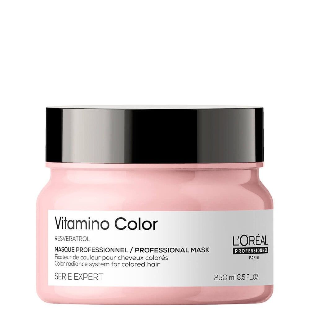 L'Oreal Vitamino Color Маска для окрашенных волос, 250мл