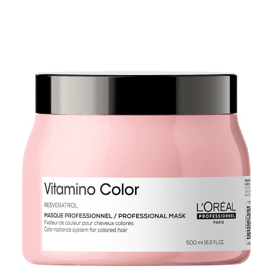 L'Oreal Vitamino Color Маска для окрашенных волос, 500мл