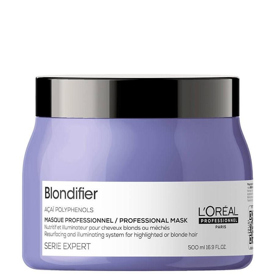 L'Oreal Blondifier Маска для сияния оттенков блонд, 500мл