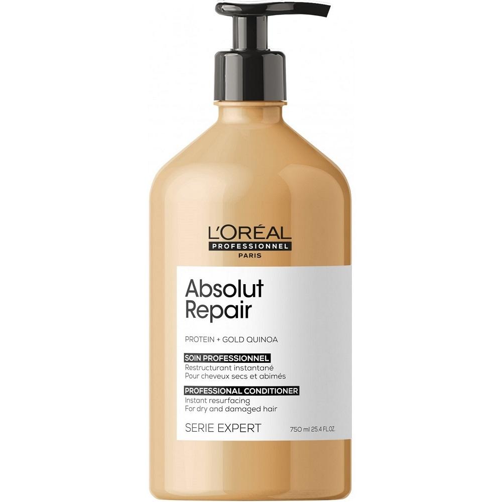 L'Oreal Absolut Repair Кондиционер для поврежденных волос, 750мл