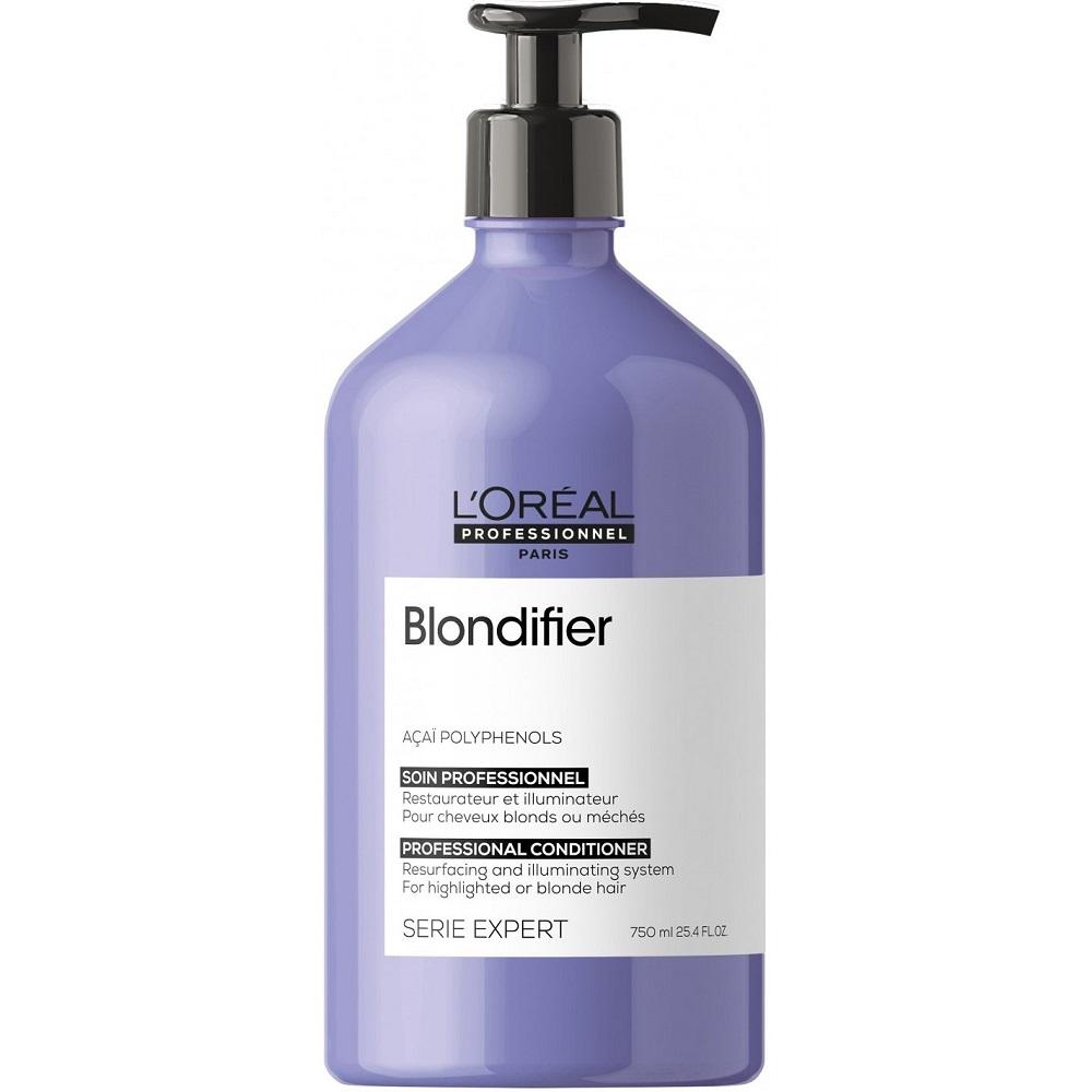 L'Oreal Blondifier Кондиционер для сияния светлых волос, 750мл