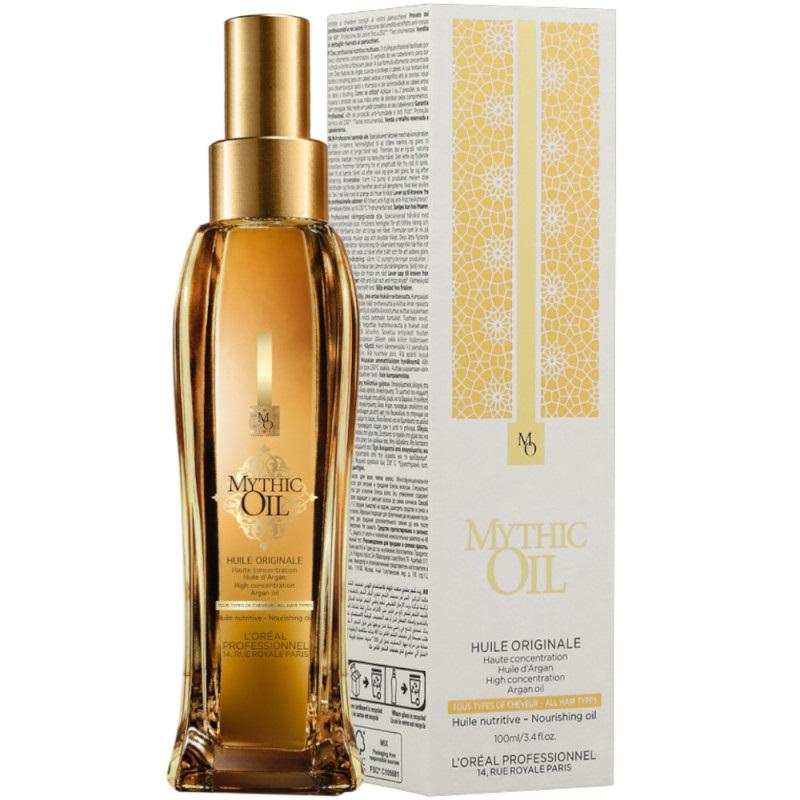 L'Oreal Mythic Oil Питательное аргановое масло, 100мл