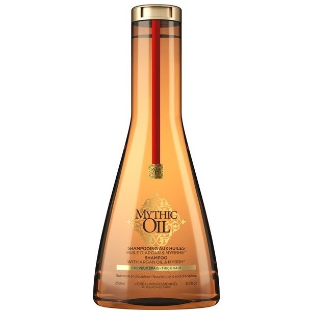L'Oreal Mythic Oil Шампунь для плотных волос, 250мл