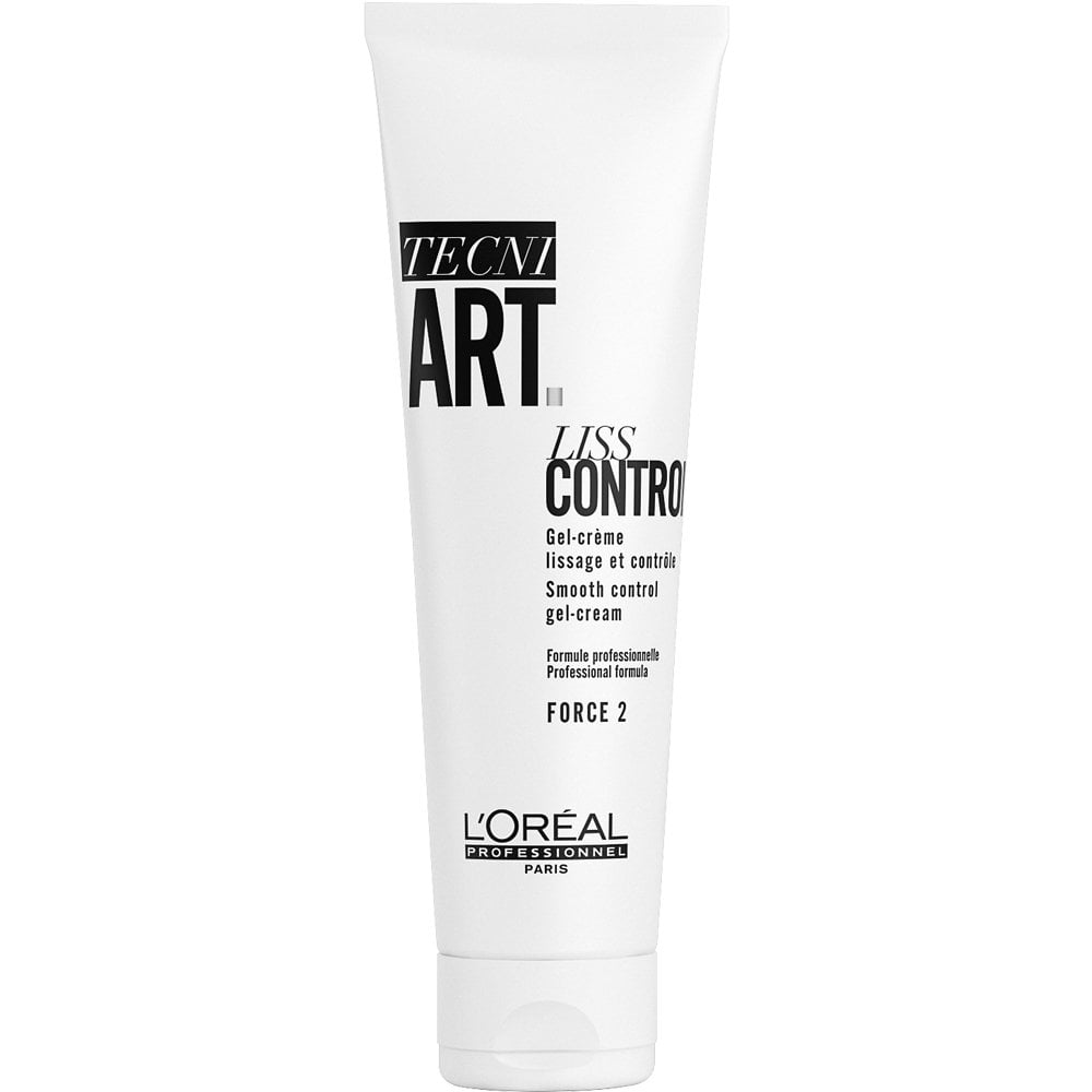 L'Oreal Liss Control Гель-крем для контроля гладкости, 200мл