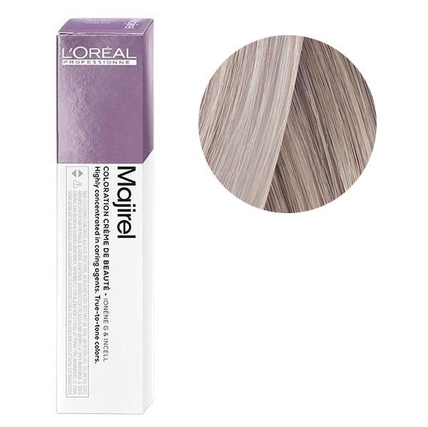 L'Oreal Majirel 10.21 Яркий блонд перламутровый пепельный  Крем-краска для волос, 50мл