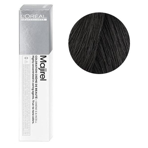 L'Oreal Majirel 4.0 Шатен глубокий Крем-краска для волос, 50мл