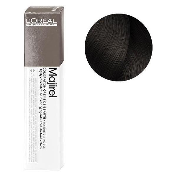 L'Oreal Majirel 5.12 Светлый шатен пепельный перламутровый Крем-краска для волос, 50мл