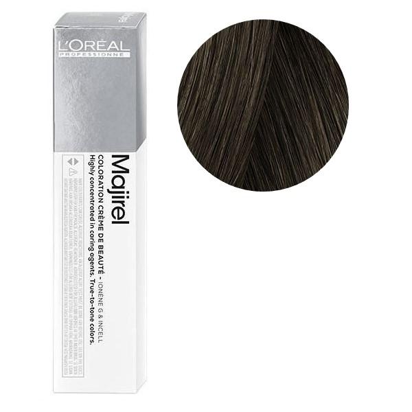L'Oreal Majirel 6.0 Темный блондин глубокий Крем-краска для волос, 50мл