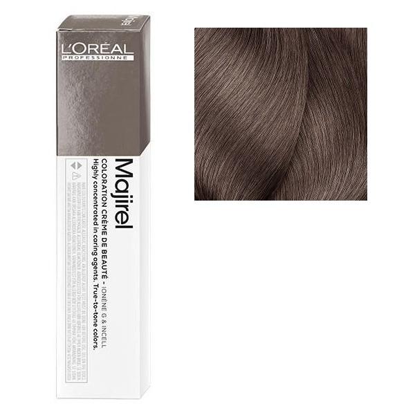 L'Oreal Majirel 6.14 Темный блондин пепельный медный Крем-краска для волос, 50мл