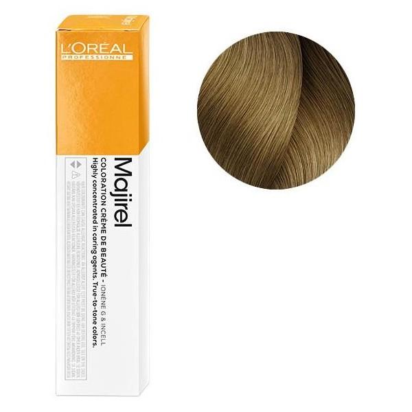 L'Oreal Majirel 8.3 Светлый блондин золотистый Крем-краска для волос, 50мл