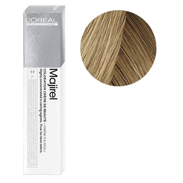 L'Oreal Majirel 9.0 Очень светлый блондин глубокий Крем-краска для волос, 50мл