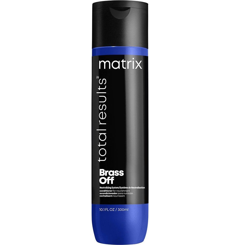 Matrix Brass Off Кондиционер для  питания светлых волос, 300мл